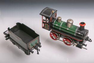 Eisenbahn m. Tender von Bing (1912 -