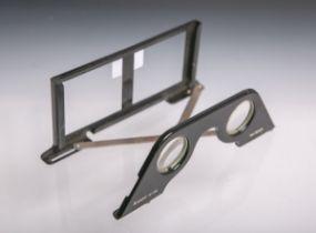 Raumbildbrille zum Raumbildalbum,