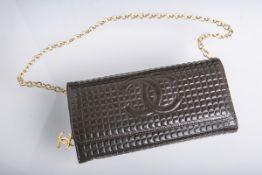 Brieftasche, wohl von Chanel