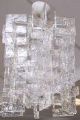 Deckenlampe wohl Kalmar (1960er Jahre)