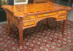 Schreibtisch von Louis Majorelle,