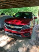 2018 Chevrolet Colorado LT Truck with Title