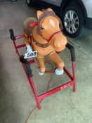 Radio Flyer Bouncing Horse
