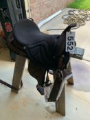 Fabric Saddle on Ralide Tree