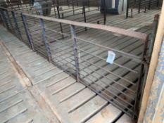 """Pen Gate Panels - 96-8' & 22-18' ; All 31"""" H"""