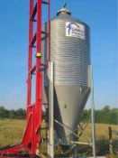 INFO LOT: Call Oglethorpe Feed and Hardware Supply for a quote to move bulk bin/feed silos.