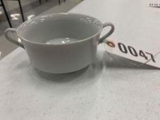 Royal Sheffield Double Handle Soup Bowl