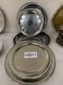 Round Serving Tray - Various Diameter & Style