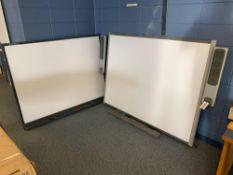 Smart Board, Backboard Only, 1 w/Speakers -