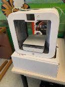 Cube 3dsystems printer