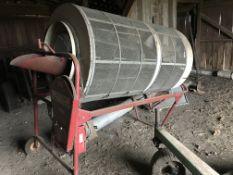 DMC 40 HI-CAP Grain Cleaner