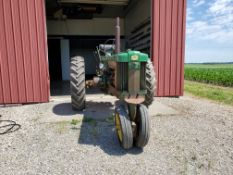 1958 JD 520 Tractor