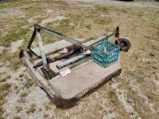 JD 5ft Rotary Mower