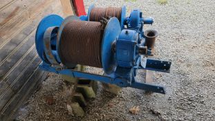 Braden MS9 Cable Winch