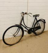 A Raleigh Vintage ladies bike