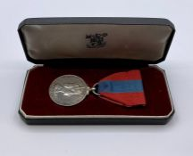 An Imperial Service medal (Joseph Hilton)