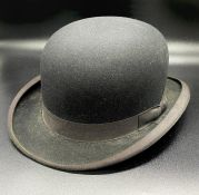 A Dunn & Co Bowler Hat (Size 7)