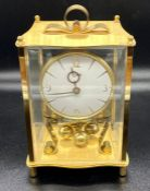 A Kundo Carriage clock