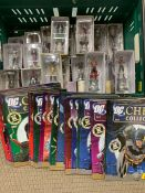 DC Batman chess collection to include 32 figures and 32 magazines