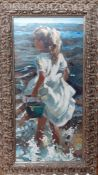 """Sherree Valentine Daines (b.1959) British, """"Cooling down"""" signed and numbered 135/195, special"""