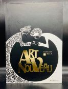 """A large """"Art Nouveau"""" hardback reference book by Norbert Wolf"""