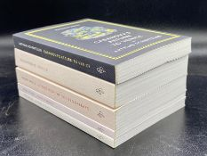A collection of five pocket size Pushkin press books on Venice by classical authors