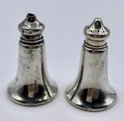 A Pair of silver salts