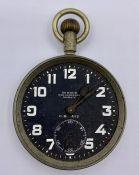 Military Pocket Watch 30 Hour Non Luminous Mark V C.B 452 (AF)