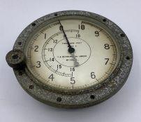 A T A Reynolds & co of London altimeter Thousand Feet Mark V No 751/K