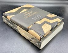 """A set of two books including """"Breakfast at the Wolseley"""" by A.A. Gill and """"The Star Machine"""" by"""
