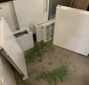 A selection of radiators