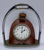 A Stirrup clock AF