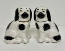 A small pair of Chelsea Dogs
