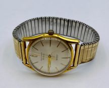 A Rotary 21 Jewels 'Flyer' watch