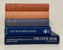 American Civil War: Five Books on the American Civil War Bruce Catton's 'The Coming Fury', 'Terrible
