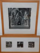 Images of Glasgow University by John Cooper.