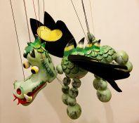 A Pelham Puppet Dragon