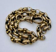 A 9ct gold chain (6.6g Total weight)