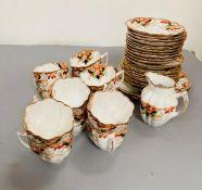 A Melba bone china set