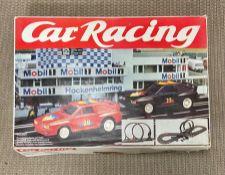 A Carrera Car Racing set