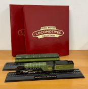 Great British Locomotive Magazine and model collection 41 issues in total