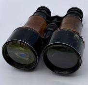 A pair of Vintage binoculars