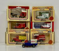 A selection of Diecast cars, Lledo, Princes, Days Gone etc