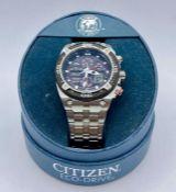 A Citizen Promaster Carbon Eco Drive Gents wristwatch