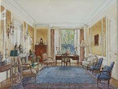Ekaterina Serebriakova (1913-2014), aka Catherine Serebriakoff (Russian-born French painter), '