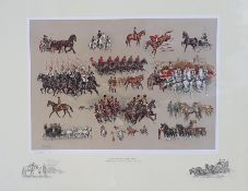 "Joan Wanklyn (1924-1999) English, ""Royal Windsor Horse Show Impressions of Half a Century 1943-"