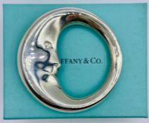 A Tiffany & Co Babies 'Moon Rattle'