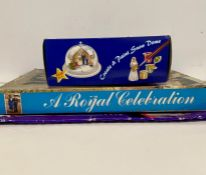 Three boxed arts and craft kits to include Snow Dome, A Royal Celebration and Dressing Princess
