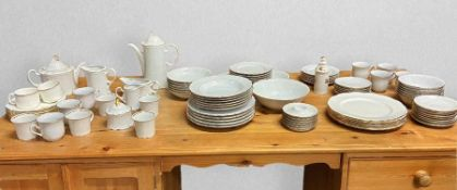 A large selection of Colclough Bone China dinner service