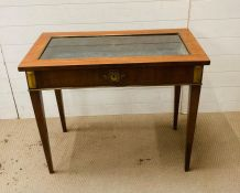 A Bijouterie display table